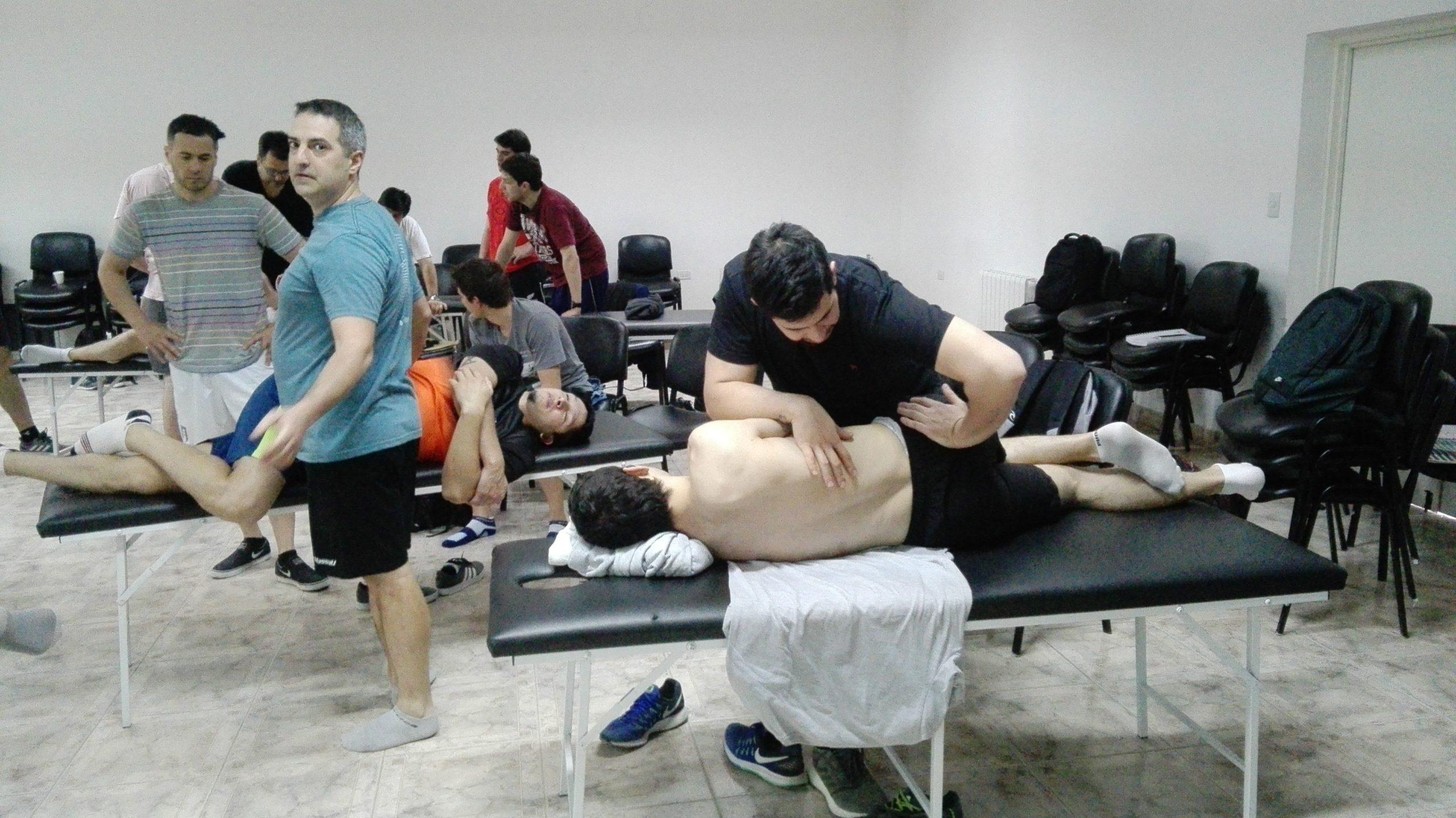 Estudiar Osteopatia