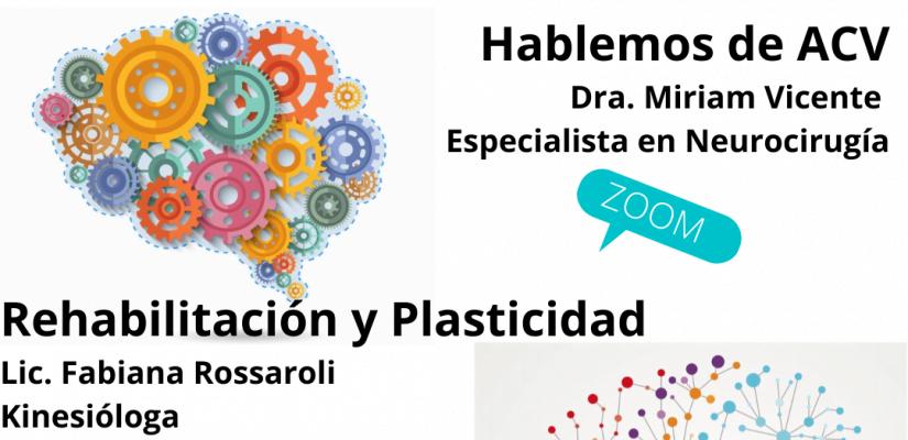 Hablemos de A.C.V. - Rehabilitación y Plasticidad
